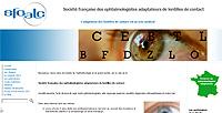 Société française des ophtalmologistes adaptateurs de lentilles de contact